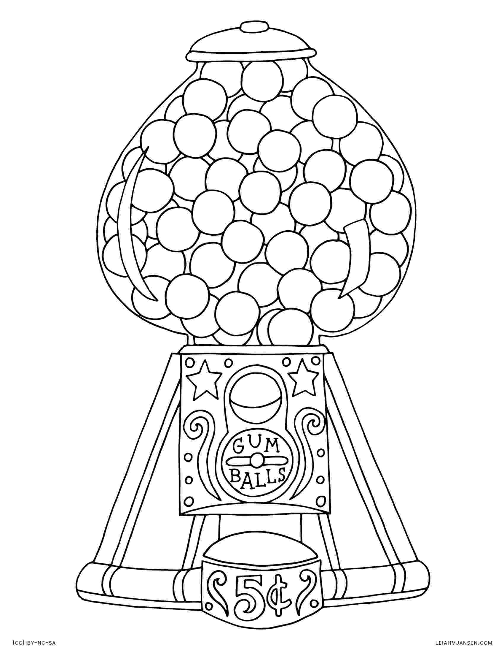 gumball machine coloring page gumball machine line art coloring pages coloring pages machine page coloring gumball