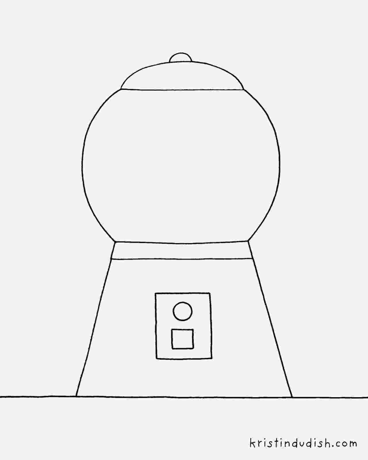 gumball machine coloring page items similar to gumball machine zentangle coloring page machine coloring page gumball