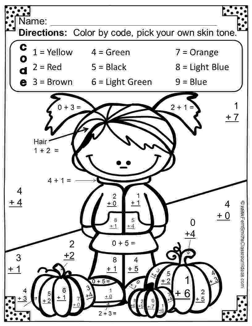 halloween color by number pages creepy scarecrow halloween coloring page coloring pages by number halloween color