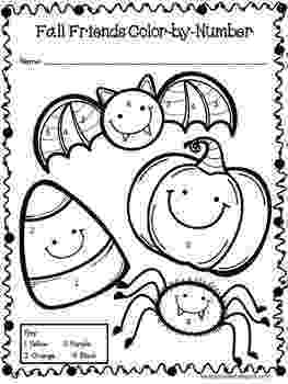 halloween color by number pages halloween coloring pages by pages color halloween number