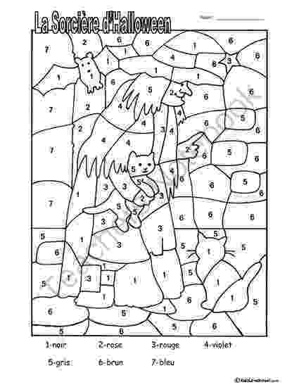 halloween coloring pages packet 14 best images about grade 2 français on pinterest free packet coloring halloween pages