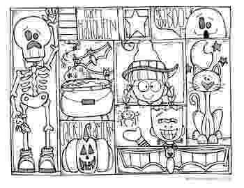 halloween coloring pages packet free halloween coloring page melonheadz clipart by coloring halloween pages packet