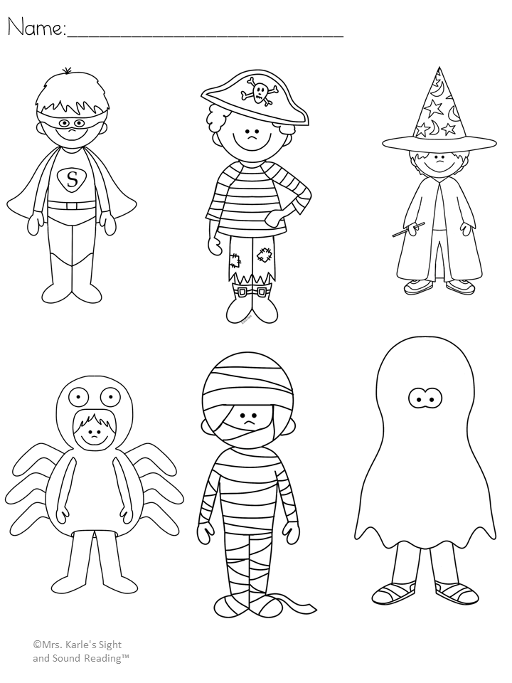 halloween coloring pages packet halloween vol 2 halloween packet coloring pages