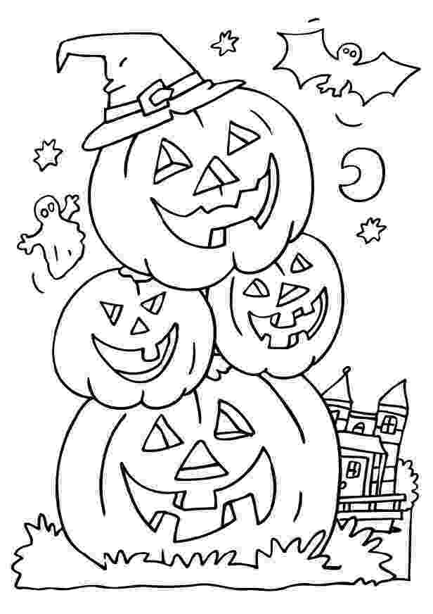 halloween pumpkins to color and print 195 pumpkin coloring pages for kids and color to halloween print pumpkins
