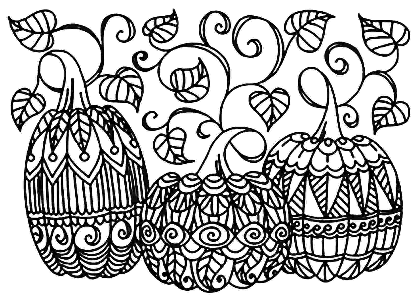 halloween pumpkins to color and print happy halloween coloring pages getcoloringpagescom halloween pumpkins to color print and