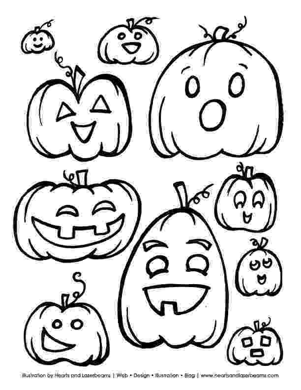 halloween pumpkins to color and print pumpkin coloring pages 360coloringpages to print color pumpkins halloween and