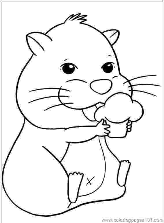 hamster coloring page ausmalbilder für kinder malvorlagen und malbuch page coloring hamster
