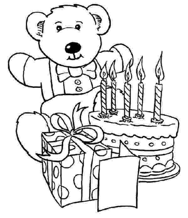 happy birthday coloring pages happy birthday coloring pages 360coloringpages coloring happy pages birthday