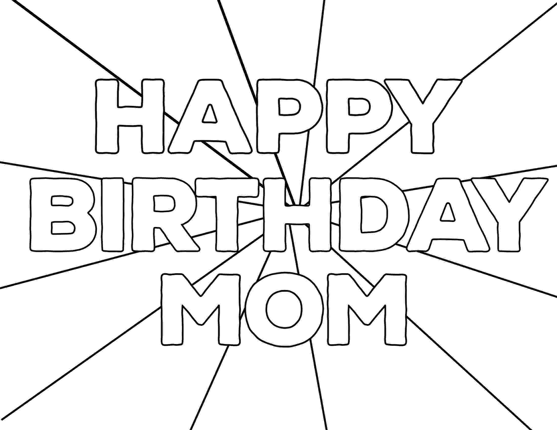 happy birthday coloring pages printable 25 free printable happy birthday coloring pages pages birthday happy coloring printable