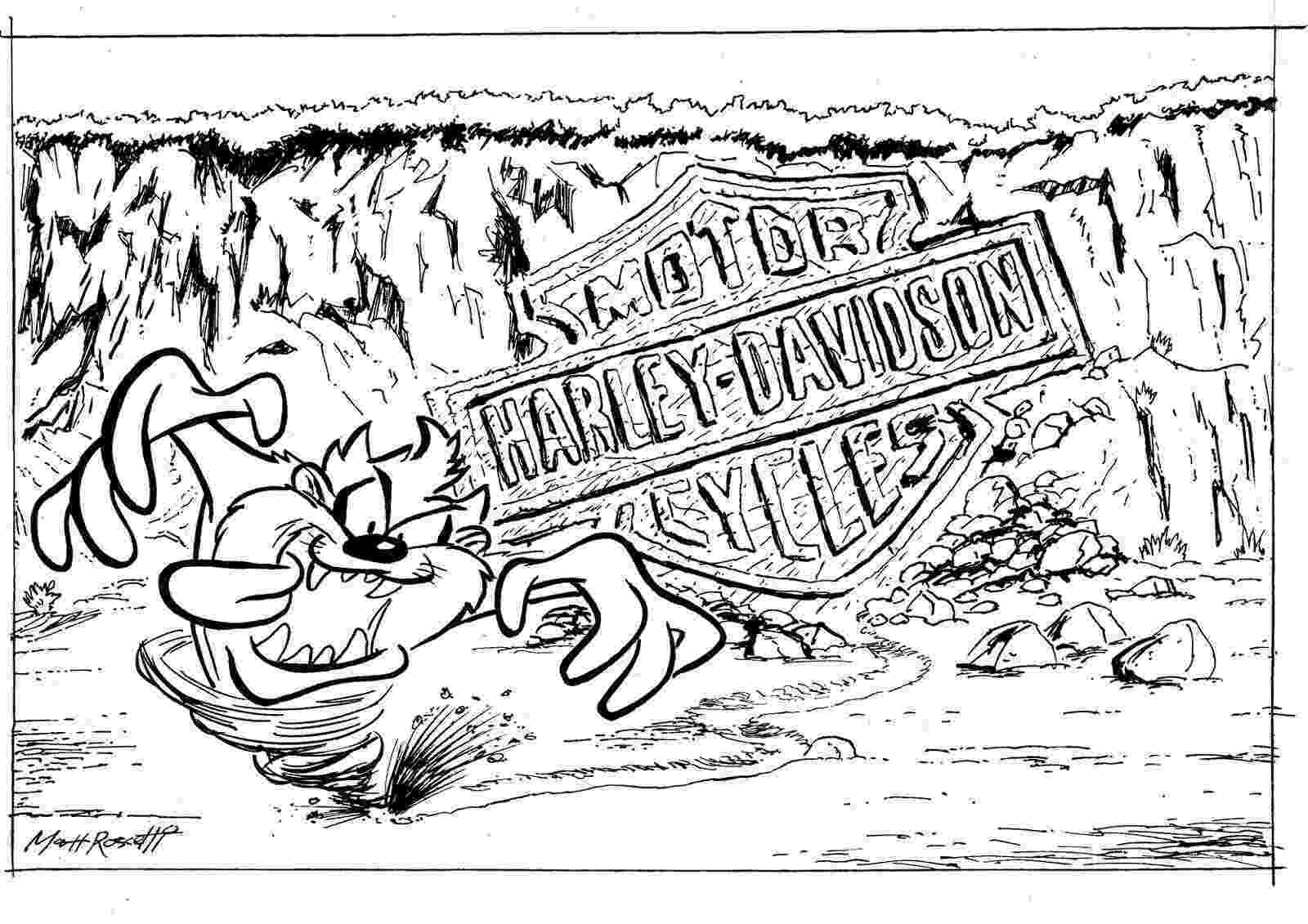 harley davidson coloring sheets harley davidson logo coloring pages coloring home harley sheets coloring davidson