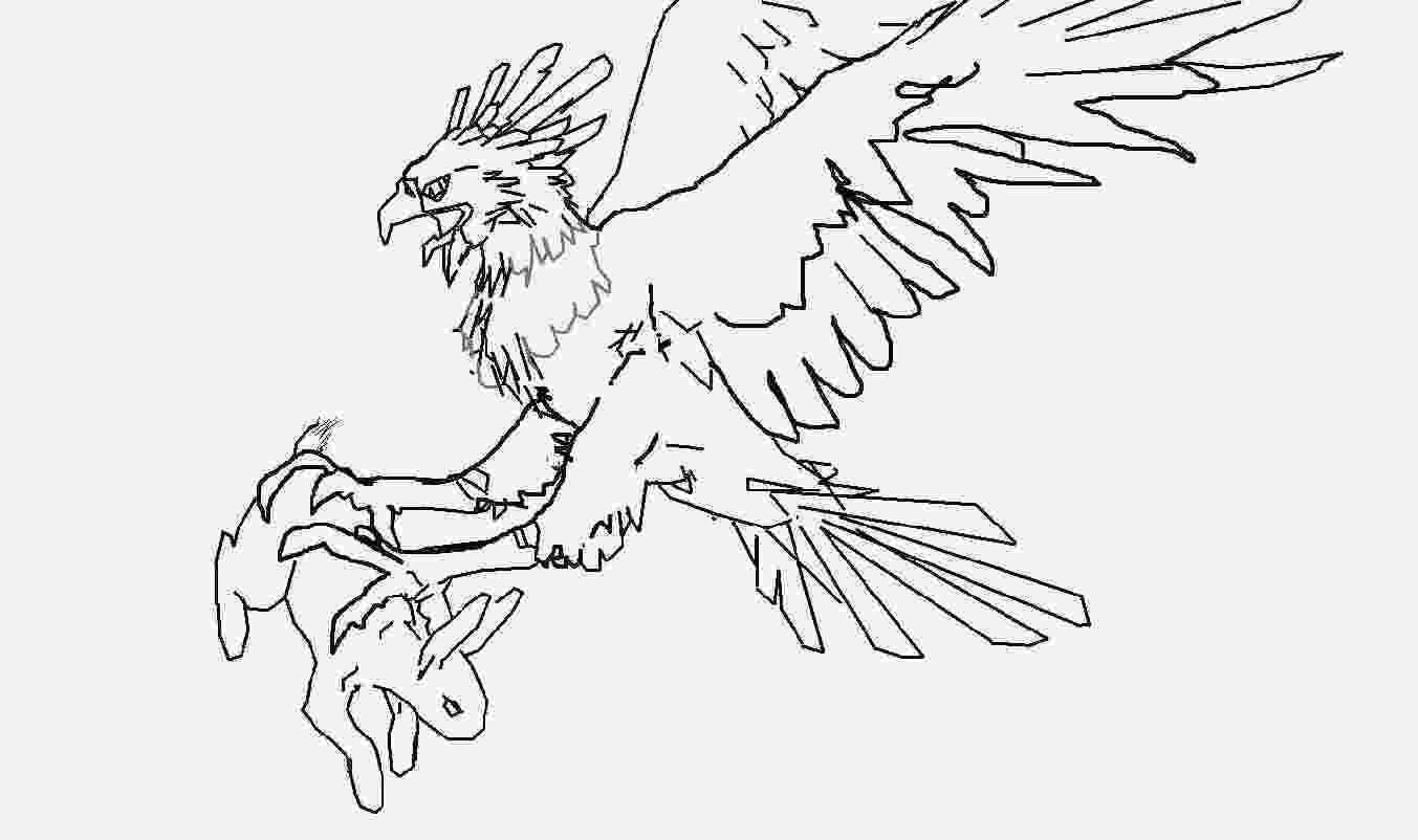 harpy eagle coloring page harpy eagle coloring pages coloring eagle page harpy