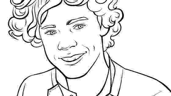 harry styles coloring pages 10 printable one direction coloring pages 2 j 14 coloring harry pages styles
