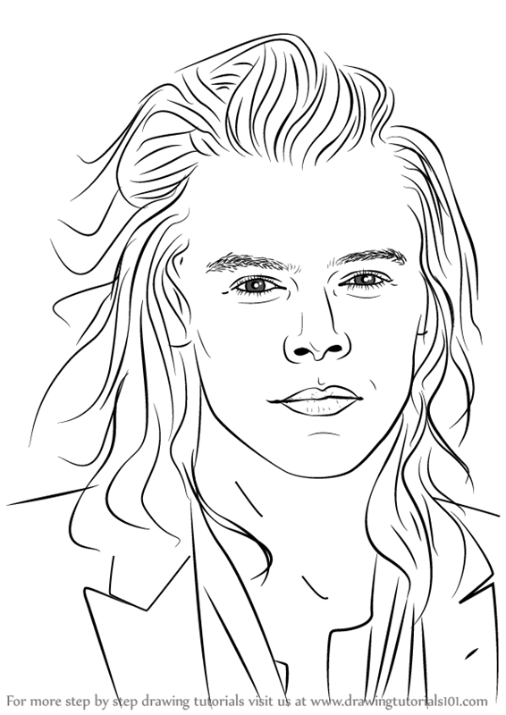 harry styles coloring pages harry styles coloring page coloringcrewcom styles harry pages coloring