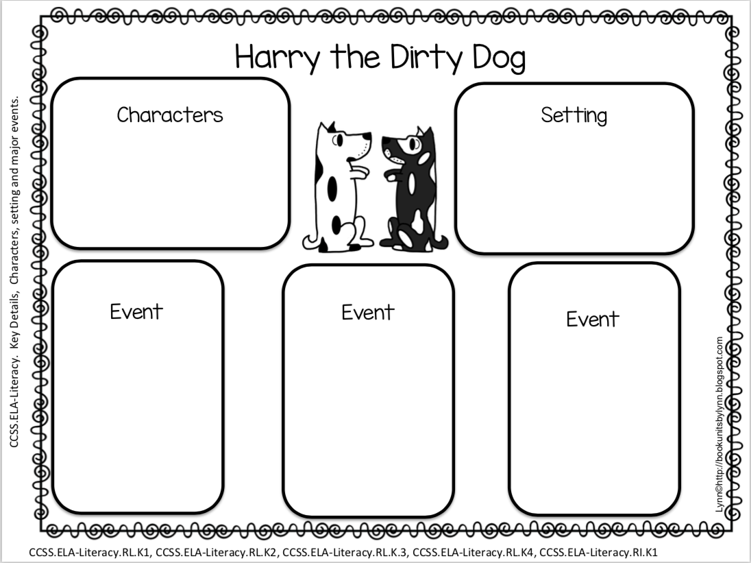 harry the dirty dog craft harry the dirty dog activities coloring home dog craft dirty harry the