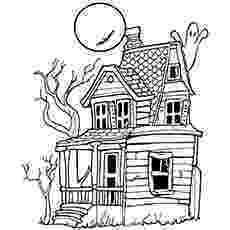 haunted house coloring pages free printable haunted house coloring pages for kids coloring house haunted pages