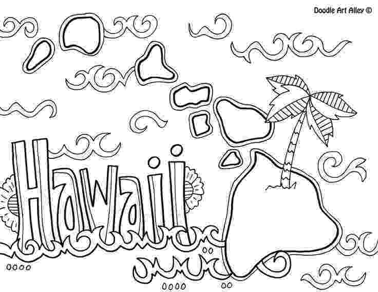 hawaii state map coloring page hawaii coloring page eassumecom fonts more coloring map page state hawaii