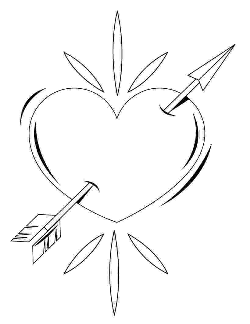 heart coloring pictures free printable heart coloring pages for kids cool2bkids heart pictures coloring