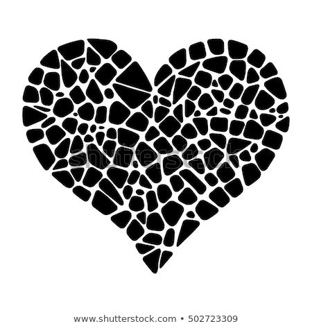 heart mosaic lenabelkin39s portfolio on shutterstock heart mosaic