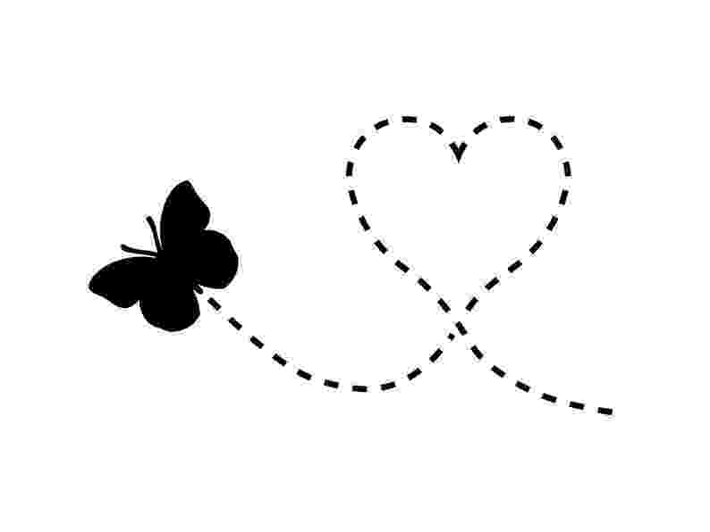hearts and butterflies flying butterfly svg heart butterfly clipart file and hearts butterflies