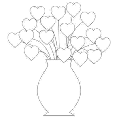 hearts and flowers coloring pages coloring pages for kids by mr adron flower hearts kid39s and coloring pages flowers hearts