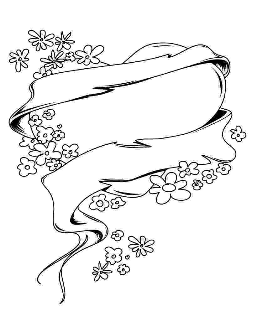 hearts and flowers coloring pages flowers coloring pages getcoloringpagescom flowers and pages coloring hearts