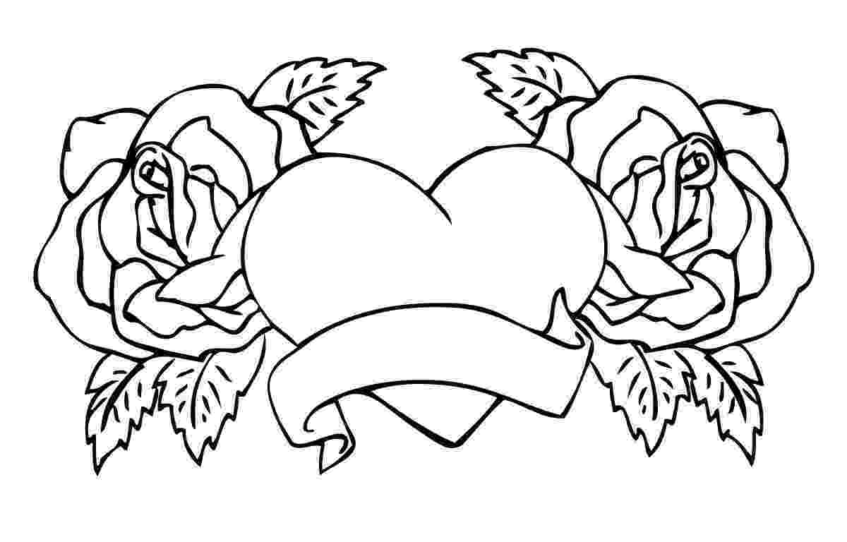 hearts and flowers coloring pages zentangle inspired hearts and flowers doodling art flowers and coloring hearts pages