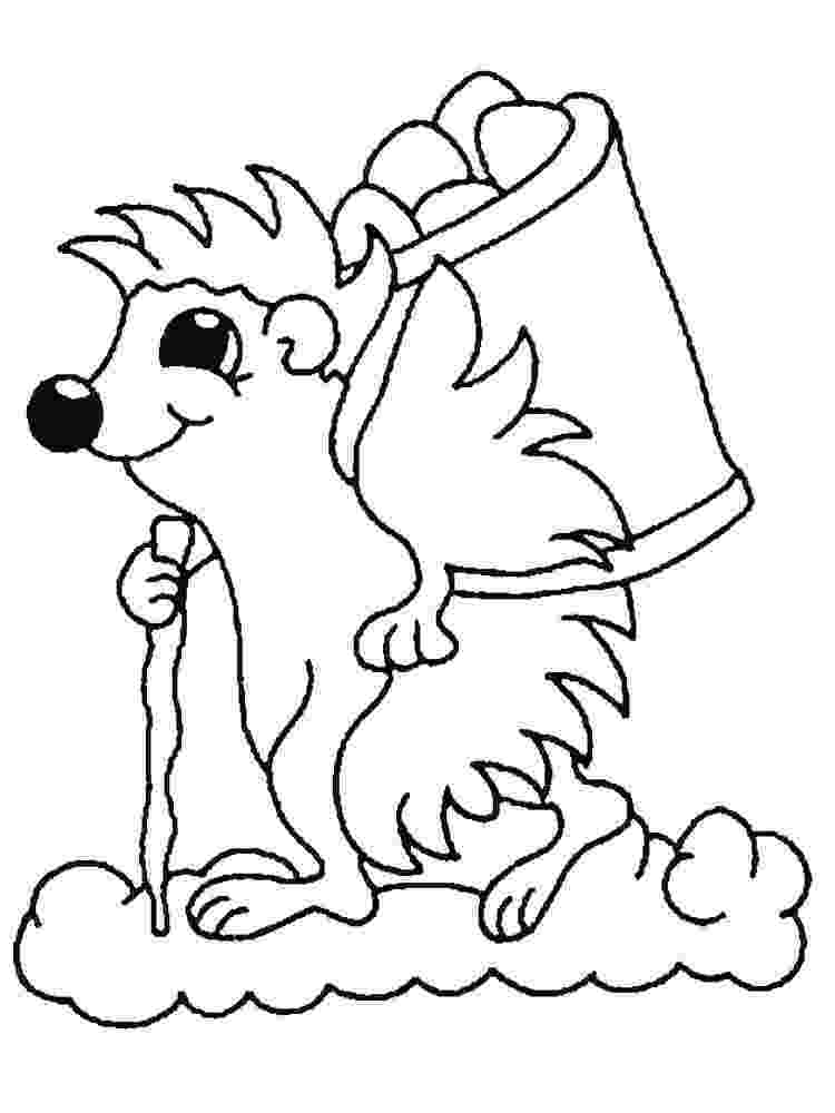 hedgehog coloring page hedgehog coloring pages to download and print for free hedgehog page coloring
