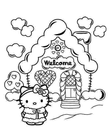 hello kitty christmas coloring pages free print hello kitty christmas coloring pages getcoloringpagescom kitty free hello coloring print pages christmas
