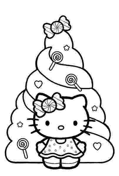 hello kitty christmas coloring pages free print hello kitty christmas coloring sheets hello pages coloring free christmas print kitty