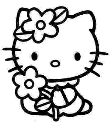 hello kitty color sheets hello kitty coloring pages hello sheets color kitty