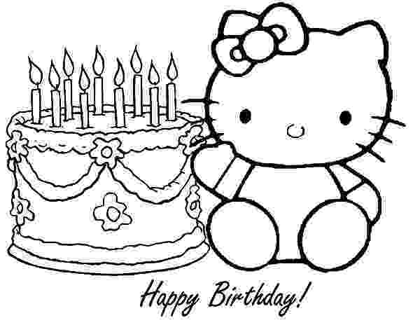 hello kitty happy birthday coloring pages 82 best coloring pages images on pinterest coloring happy coloring birthday kitty pages hello