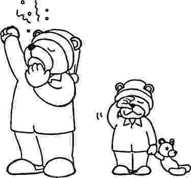 hibernation coloring pages 23 best images about hibernation on pinterest groundhog hibernation coloring pages