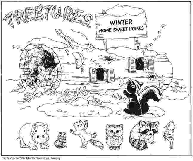 hibernation coloring pages woodchuck hibernating coloring page hibernation pages coloring