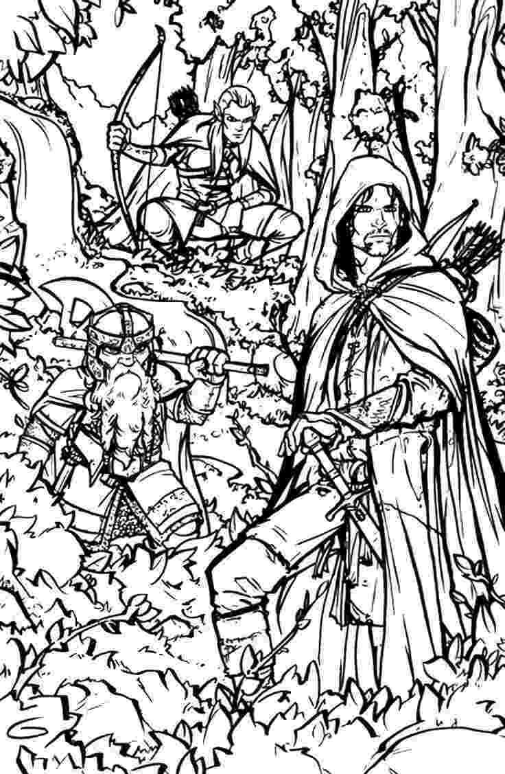 hobbit coloring pages 29 best images about hobbit colouring pages on pinterest coloring hobbit pages