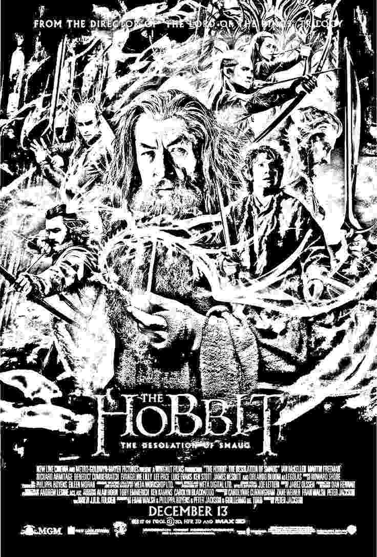 hobbit coloring pages bookish ambition mmgm the hobbit hobbit coloring pages
