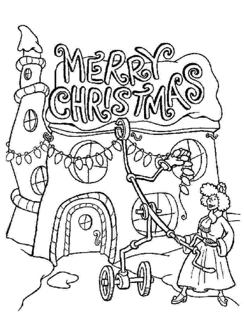 holiday coloring page merry christmas coloring pages to download and print for free holiday coloring page