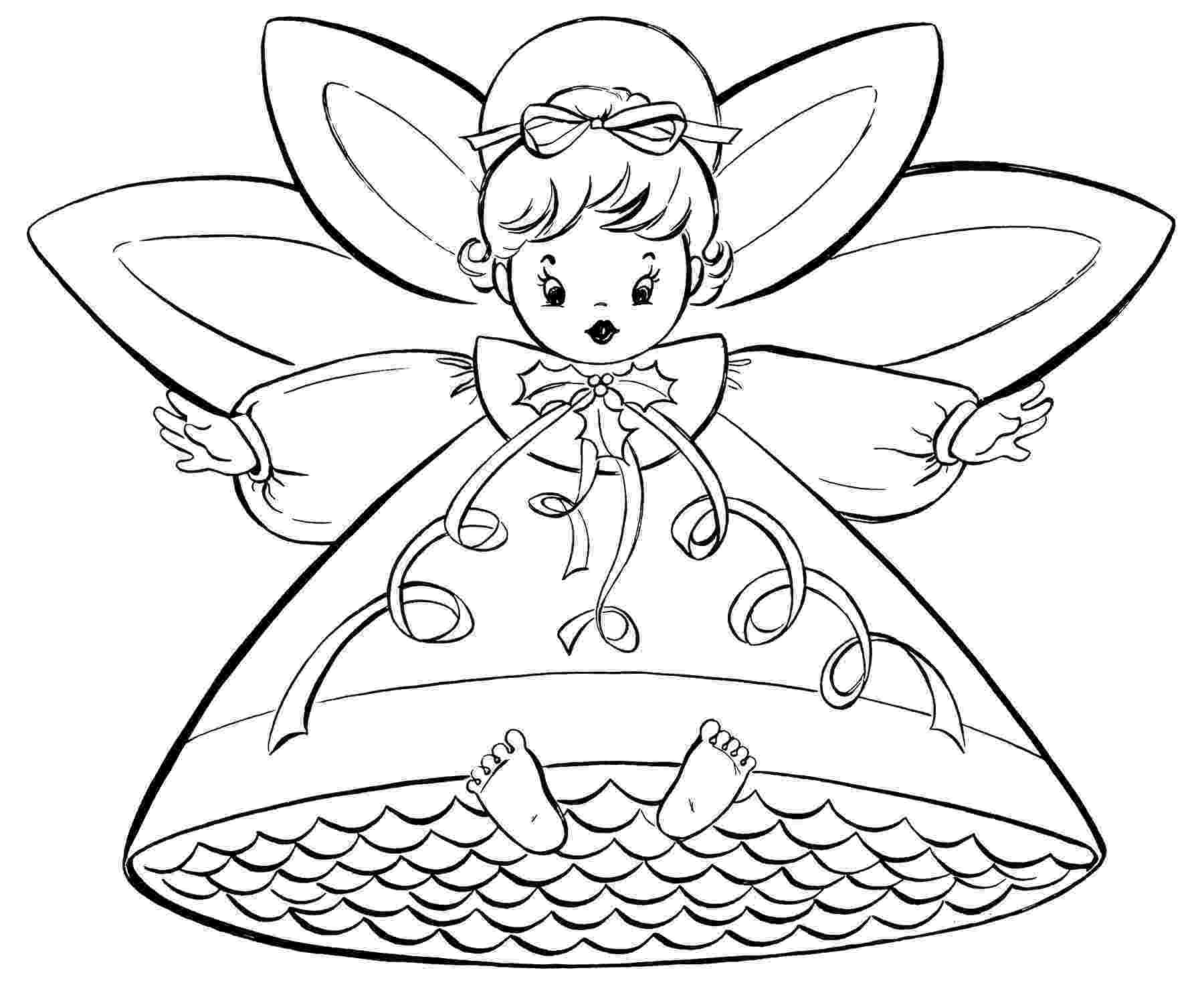 holiday pictures to color christmas coloring pages free wallpapers9 color holiday pictures to