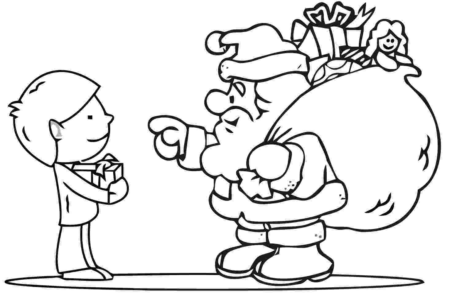 holiday pictures to color free christmas colouring pages for children kids online to pictures holiday color
