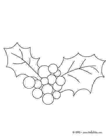 holly coloring pages christmas bells and holly coloring page free printable pages holly coloring