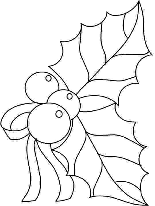 holly coloring pages christmas holly coloring pages getcoloringpagescom coloring pages holly