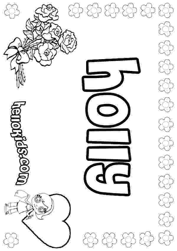holly coloring pages holly coloring pages hellokidscom pages coloring holly