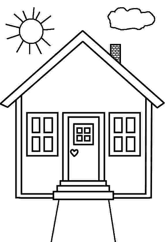 home coloring page home tip pig and oh coloring page coloring page home