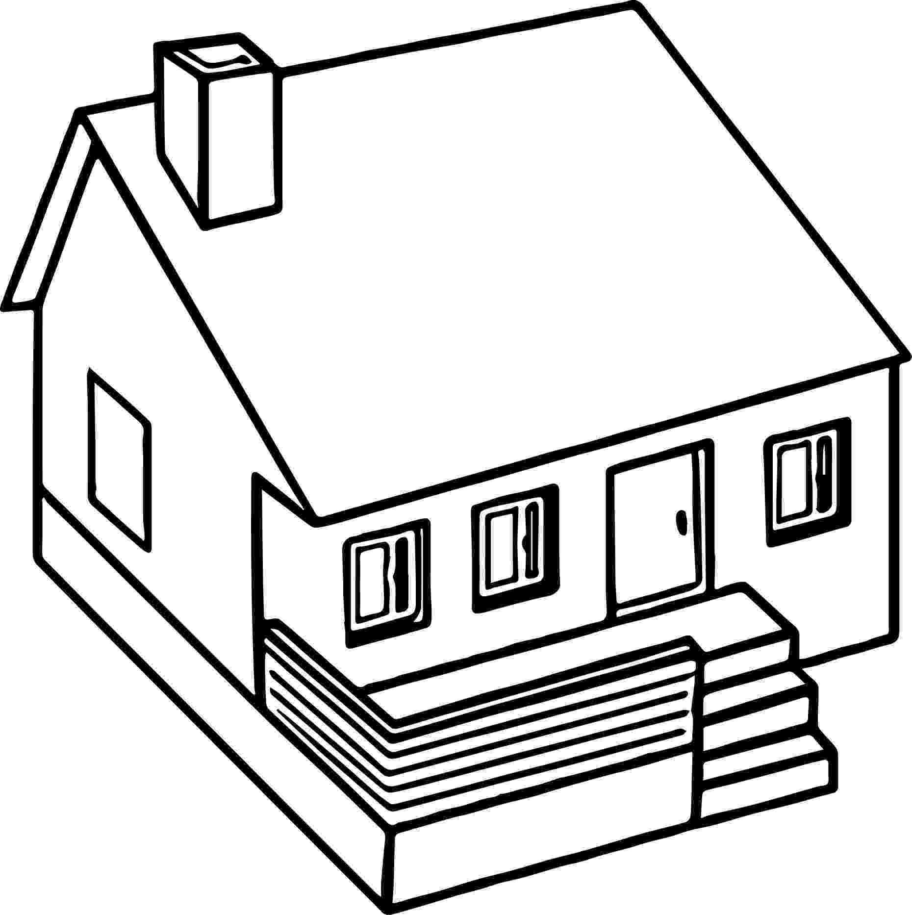 home coloring page house coloring pages downloadable and printable images coloring home page