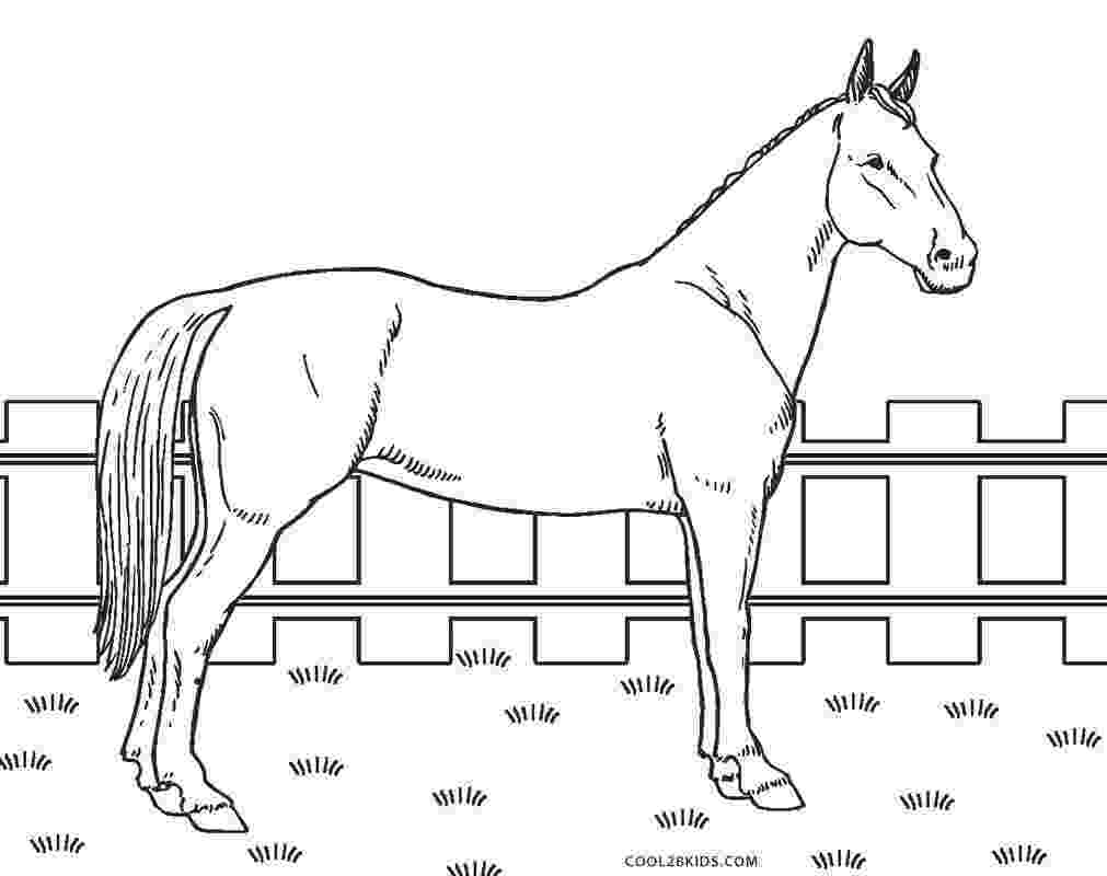 horse coloring sheets to print realistic horse coloring pages to download and print for free sheets print to horse coloring
