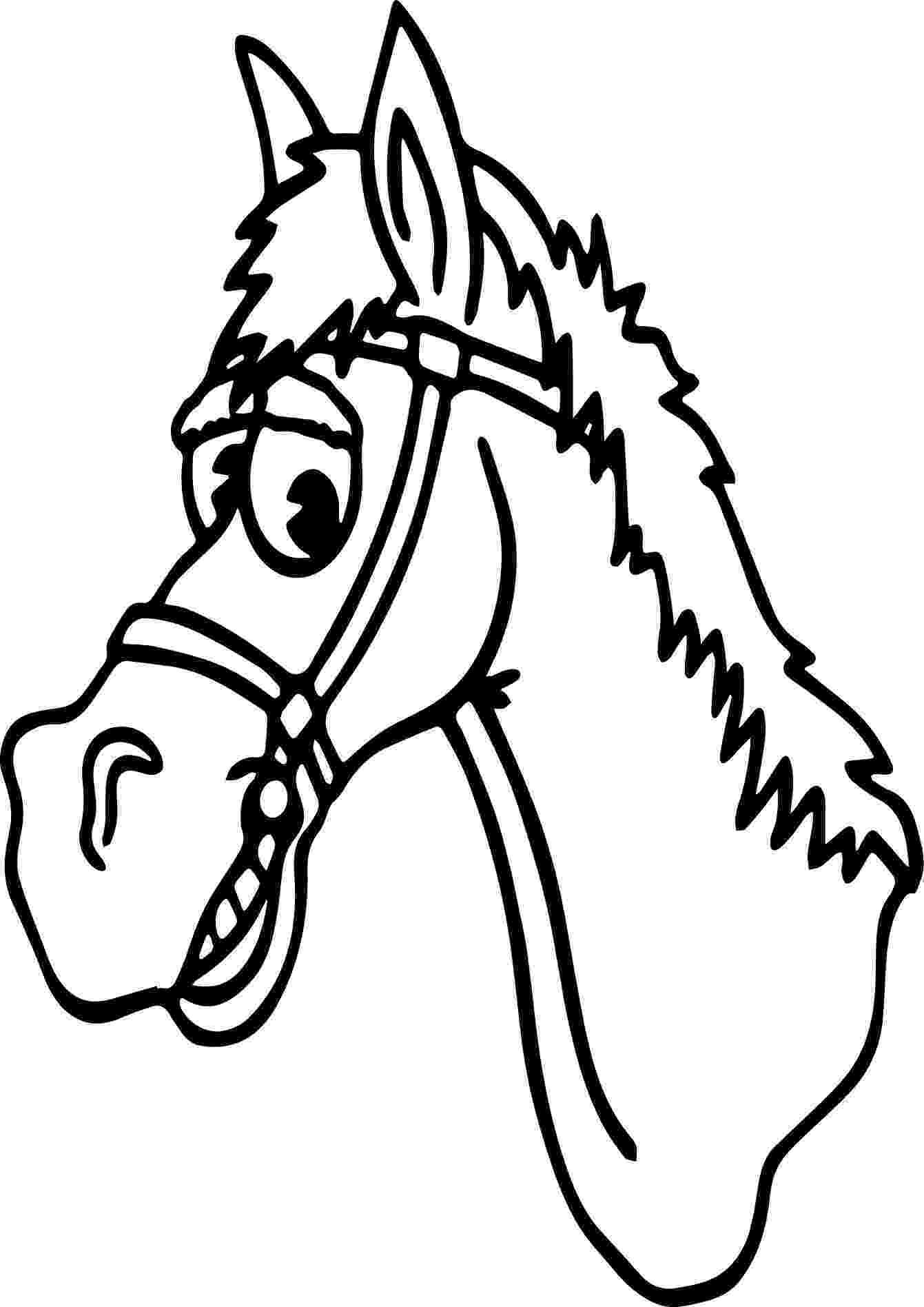 horse face coloring page arabian horse face coloring page wecoloringpagecom horse face page coloring