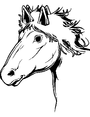horse face coloring page horse mask coloring page coloring sky coloring horse page face