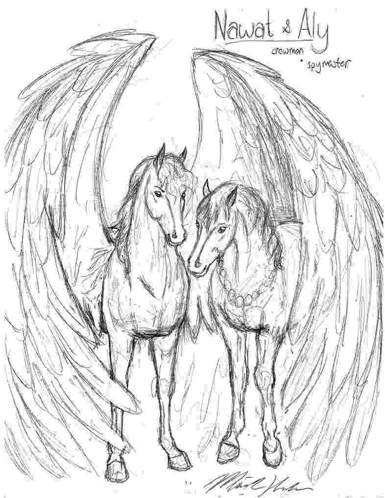 horse herd coloring pages search for horse drawing at getdrawingscom horse pages herd coloring