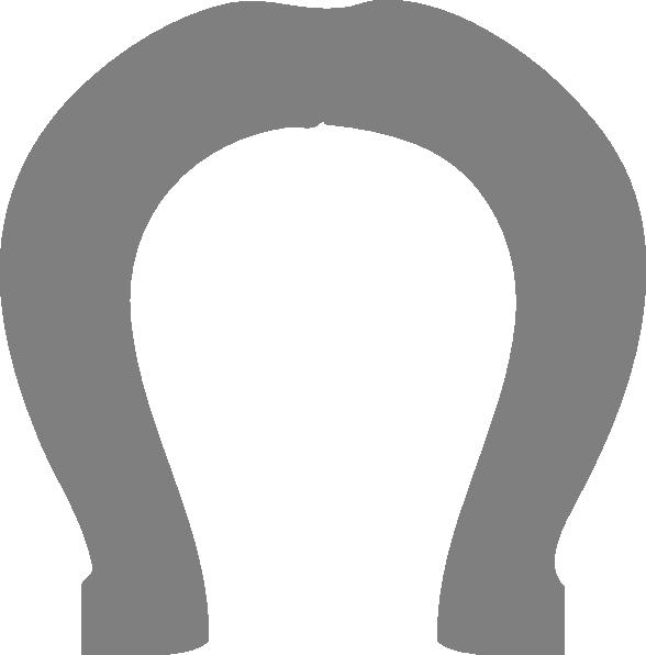 horseshoe printable template horseshoe horse shoe clip art vector free clipart clipartix printable horseshoe template
