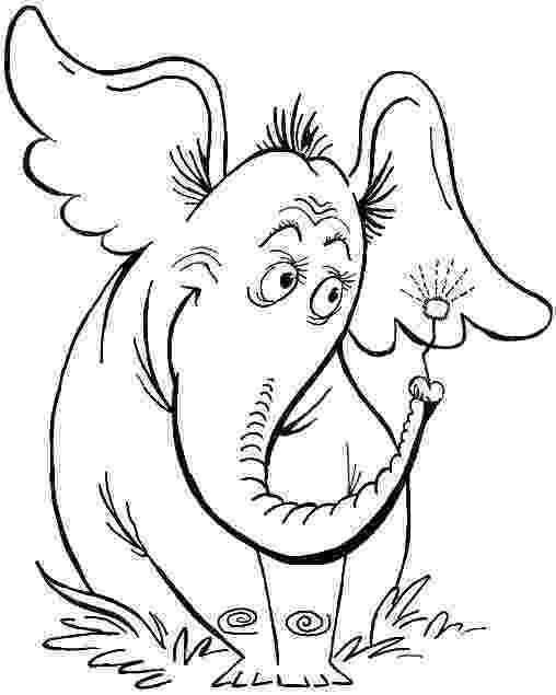horton hears a who coloring pages 43 best horton hears a who coloring pages for kids a pages hears who coloring horton