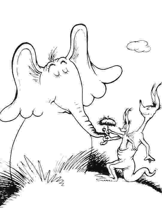 horton hears a who coloring pages 43 best horton hears a who coloring pages for kids who pages a coloring horton hears